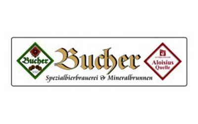 Lebensmittelindustrie: Logo Bucher
