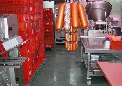 Referenzen für die Lebensmittelindustrie