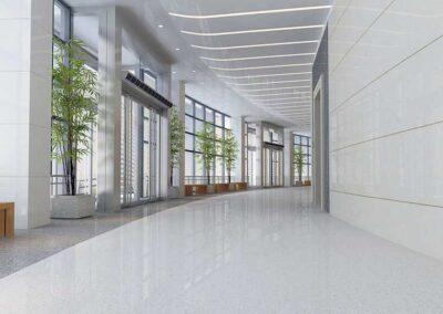 Referenzen für öffentliche Gebäude, Wohnen, Büro